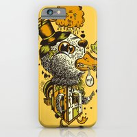 A Disorientated Duck Goe… iPhone 6 Slim Case