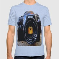 Zenit Mens Fitted Tee Athletic Blue SMALL