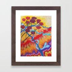 Passion Spirit Framed Art Print
