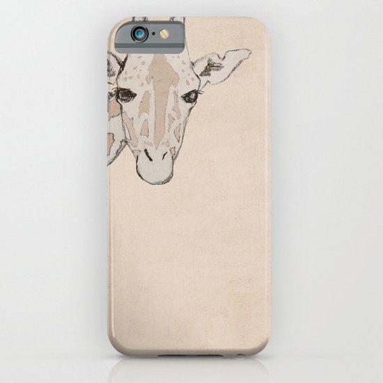 Giraffe iPhone & iPod Case