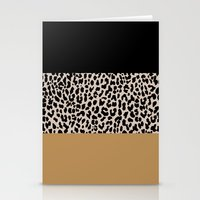 Leopard National Flag XI… Stationery Cards