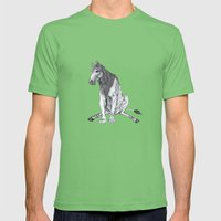 The Enfield Mens Fitted Tee Grass SMALL