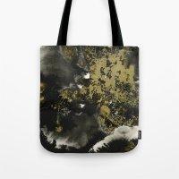 Black And Gold II Tote Bag