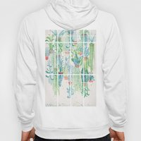 Winter in Glasshouses II Hoody