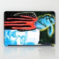 Horror Bunny iPad Case