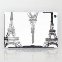 WE LOVE PARIS iPad Case