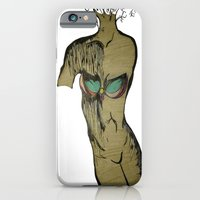 iPhone & iPod Case featuring Tree of Life by Imperfections