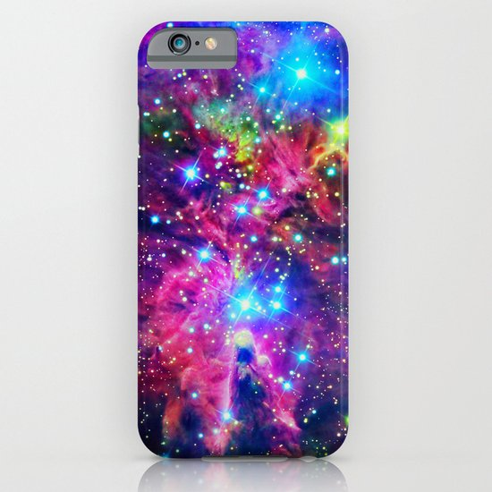 Astral Nebula iPhone & iPod Case