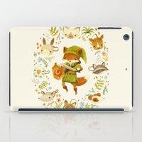 The Legend Of Zelda: Mam… iPad Case