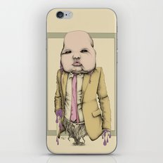 Yellow Jacket iPhone & iPod Skin