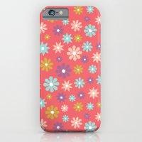 Butterfly Garden - Daisi… iPhone 6 Slim Case