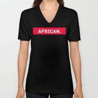 AFRICAN Unisex V-Neck