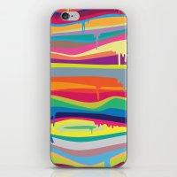 The Melting iPhone & iPod Skin