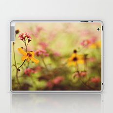 Lemon drop Flower box Laptop & iPad Skin