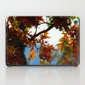 Fall Leaves iPad Case