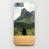 iPhone Cases featuring Dunkeld by Chris' Landscape Images of Australia