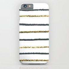 Golden Black iPhone 6 Slim Case