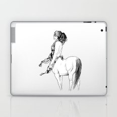 horses for courses III Laptop & iPad Skin