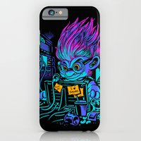 iPhone & iPod Case featuring The Forum Menace by Don Lim