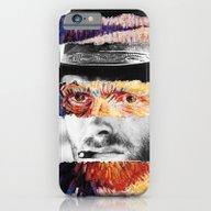 iPhone & iPod Case featuring Van Eastwood by Luigi Tarini