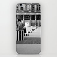 Full speed ahead into the wall iPhone & iPod Skin
