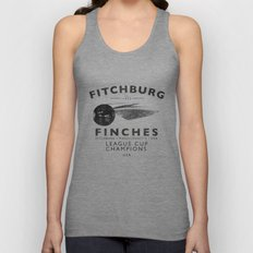 Fitchburg Finches Unisex Tank Top