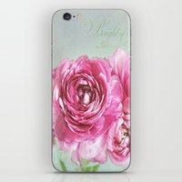 little romance iPhone & iPod Skin