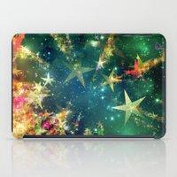 Christmas Flight iPad Case