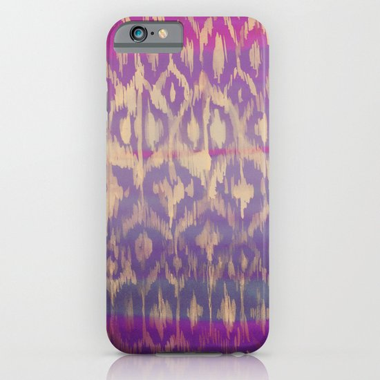 Ikat2 iPhone & iPod Case