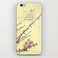 Merely Dreams iPhone & iPod Skin