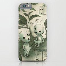 Natural Histories - Forest Spirit studies iPhone 6 Slim Case