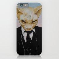 Mister Cat iPhone 6 Slim Case