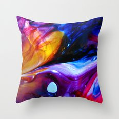 Mitakuye Oyasin Throw Pillow