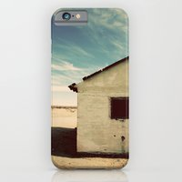 iPhone & iPod Case featuring Desert House - Color by Shy Photog