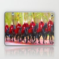 The Queens Life Guards O… Laptop & iPad Skin