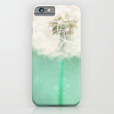 Dandelion Seed Slim Case iPhone 6s