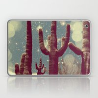 Space Cactus Laptop & iPad Skin