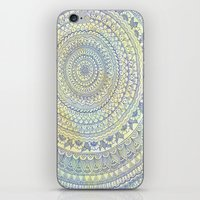 Mandala Doodle iPhone & iPod Skin