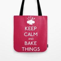 Bake Things Tote Bag
