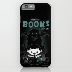 Forbidden books can be fun! Slim Case iPhone 6s
