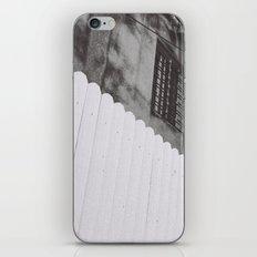 diagonal fence iPhone & iPod Skin
