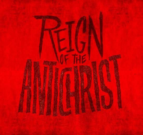 Reign of the Antichrist Art Print