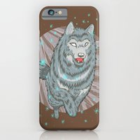 iPhone & iPod Case featuring Winter Fall by Jack Haughey