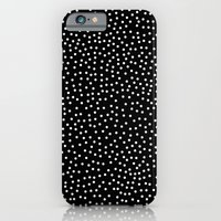 iPhone Cases featuring Dots by Priscila Peress