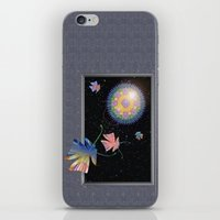 Slightly Altered Consciousness  iPhone & iPod Skin