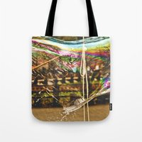 To Be Young Tote Bag