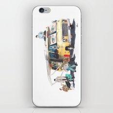 the GISHBUS iPhone & iPod Skin