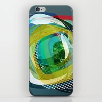 the abstract dream 24 iPhone & iPod Skin
