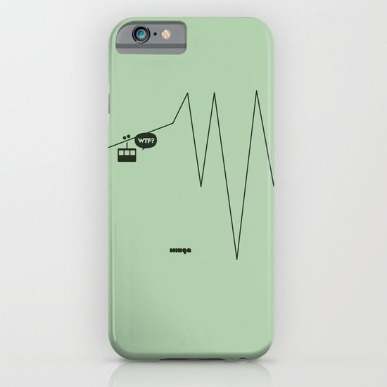 WTF? Riel! iPhone & iPod Case