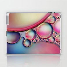 Bubble Pink Laptop & iPad Skin